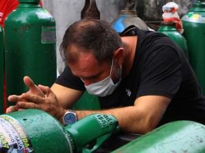 Al menos cinco heridos tras explosión en fábrica de oxígeno de Brasil