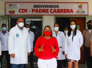 CDI Padre Cabrera de Los Teques rehabilitated for covid patients
