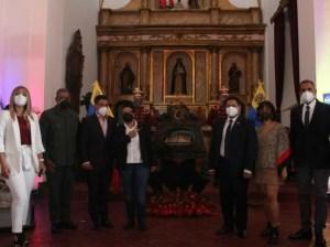 Alcaldesa Farías: Venezuela tiene 22 años derrotando al imperio