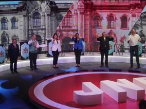 Ecuador, Perú y Bolivia se miden en las urnas
