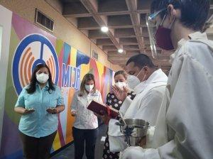 Ministra Meléndez inauguró emisora para difundir la voz de la seguridad