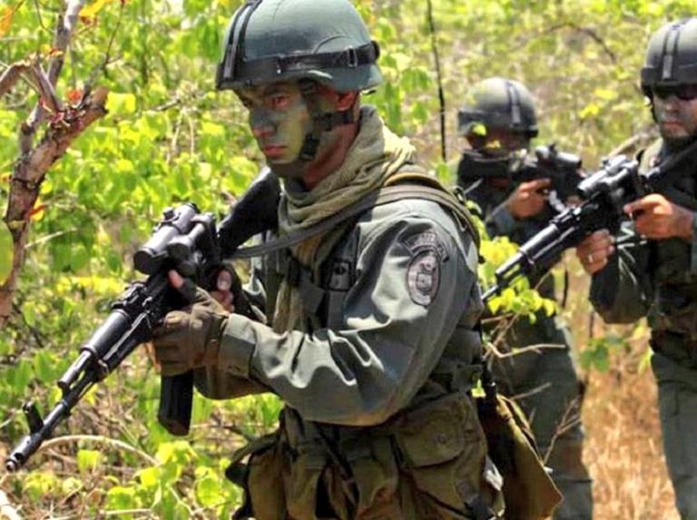 Fuerza Armada aumenta operaciones en Apure