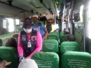 Bolivian authorities focused on raising awareness among citizens