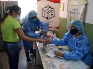 En Plaza avanza la vacunación del sector educativo