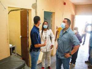In Falcón they improve outpatient clinics that will function as centers for covid-19