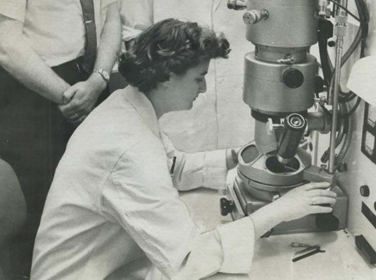 June Almeida, the woman who discovered the coronavirus 60 years ago