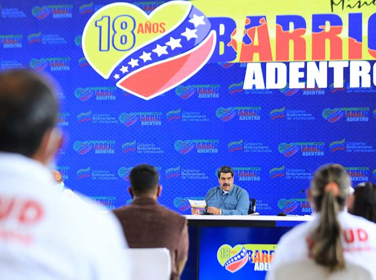 Maduro orders the rehabilitation of all CDIs and outpatient clinics in the country