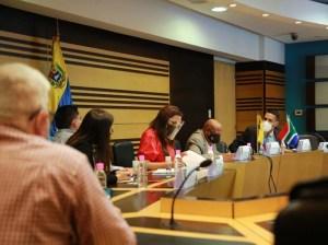 Venezuela afianza alianzas con Angola y Suráfrica