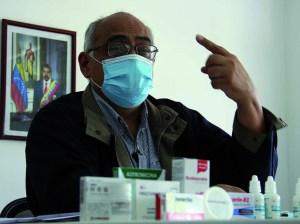 Carlos Alvarado: Self-medication is not recommended to treat covid-19