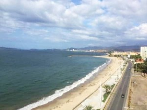 Operation continues to prevent the use of Anzoátegui beaches