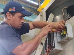 Hidrocentro ejecuta obras en Sistema Regional del Centro II