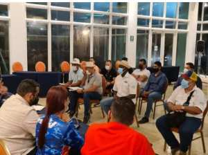 Agreements are reached to strengthen the fishing sector in Nueva Esparta