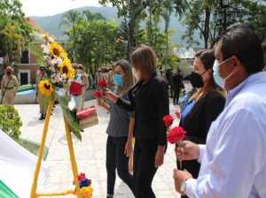 En las regiones conmemoraron el primer grito de libertad de Venezuela