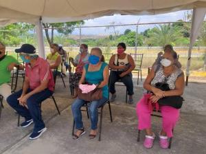Inician en Valles del Tuy vacunación de adultos mayores contra Covid-19