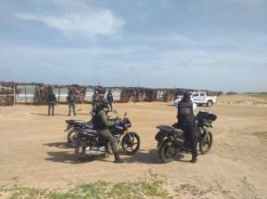 Vigilan y controlan asistencia a playas de la Península de Paraguaná