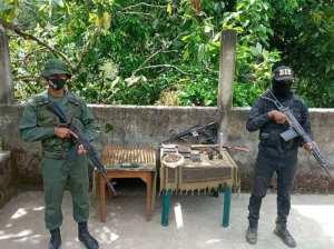 Neutralizan a dos integrantes del Gedo El Zacarías en Sucre