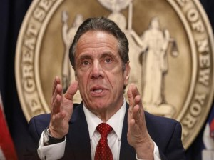 Evidence against him surrounds New York Governor Andrew Cuomo