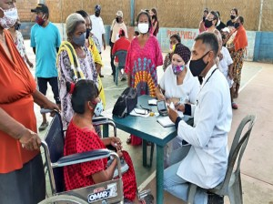 Banzulia entrega medicamentos en parroquias de Maracaibo