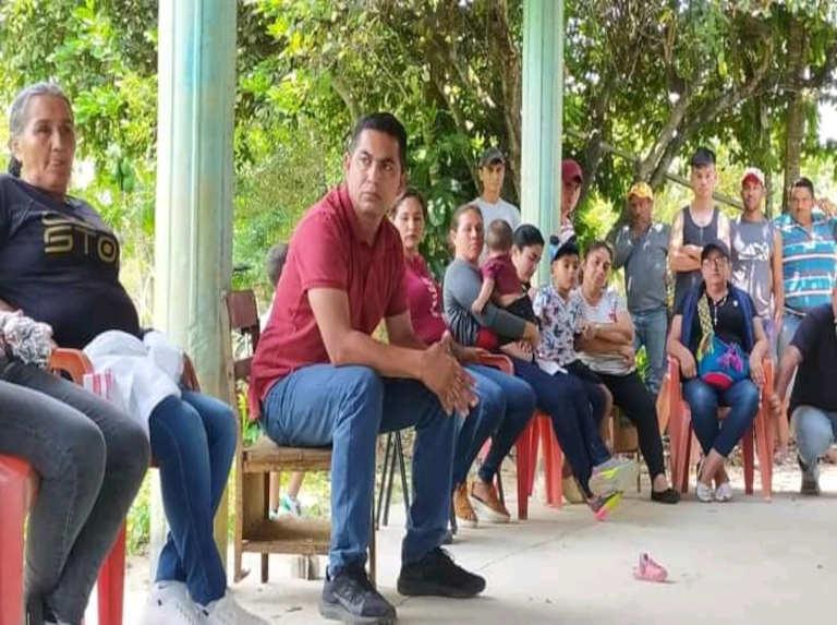 En unión cívico militar se trabaja en el municipio Páez estado Apure