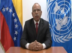 Venezuela urges to respect UN charter and consolidate multilateralism