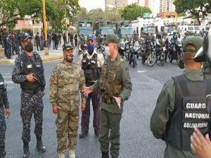 Unión cívico, militar y policial fortifica la seguridad y paz del país