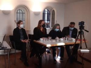 Iris Varela propone desde Bruselas activar grupos parlamentarios de amistad
