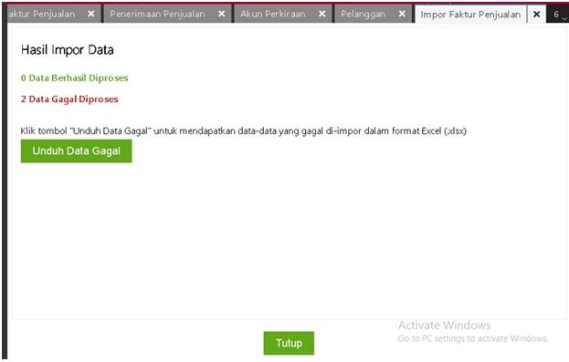 Import Penjualan Dari Tokopedia Shopee Bukalapak Jd Id Lazada Elevania Blibli Pt Ultima Tekno Solusindo