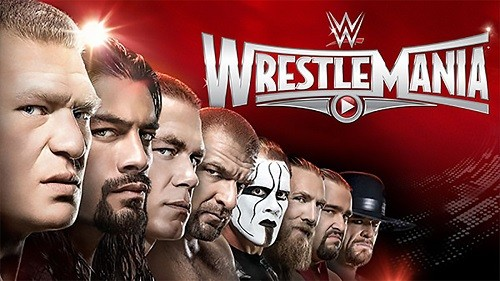 WWE Wrestlemania 31 en VF – Version HD – Ajout Raw et SD