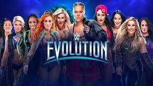 WWE Evolution du Dimanche 28 Octobre 2018 en VF