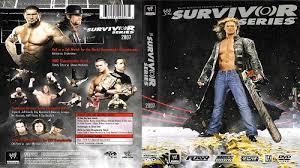 WWE Survivor Series du 18 novembre 2007 en VF