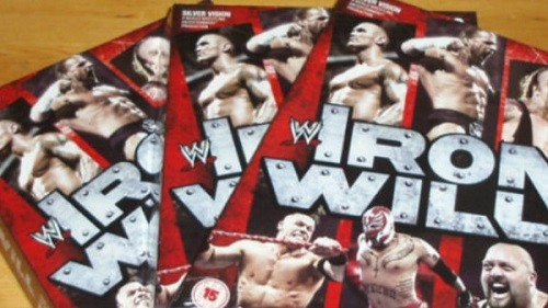 WWE Iron Will: The Anthology of WWE's Toughest Match – Coffret 3 DVD en VF