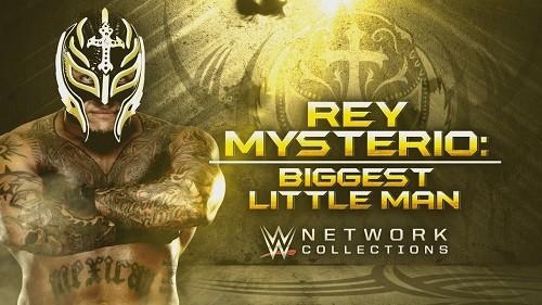 WWE Rey Mystério The BIGGEST Little Man coffret 3 DVD en VF