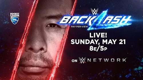 WWE Backlash du 22 mai 2017 en VF – MAJ MEGA
