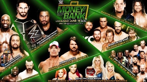 WWE Money In The Bank 2016 en VF – Ajout MEGA