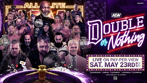 AEW Double or Nothing 2020 en VF
