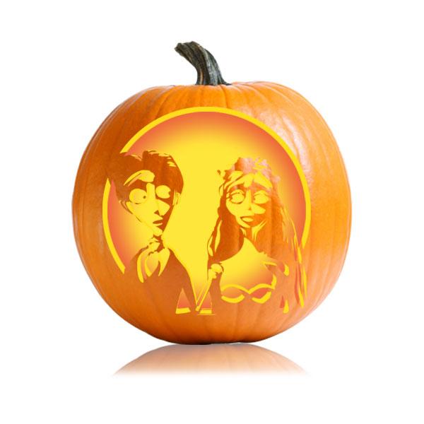 Jack Skellington Pumpkin Pattern Ultimate Pumpkin Stencils