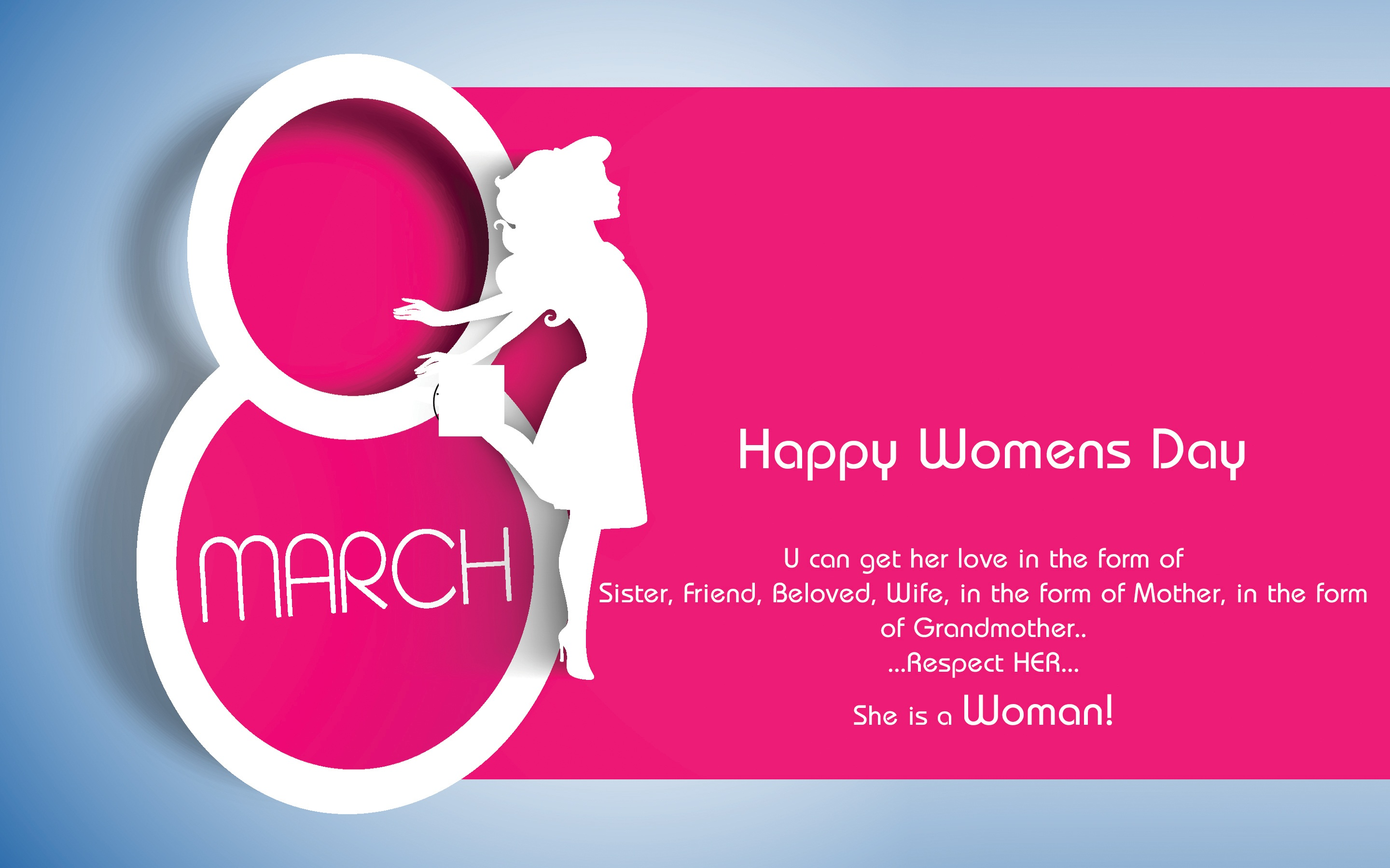 Happy Womens Day Messages Photo