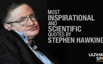 Stephen Hawking Quote - Biography