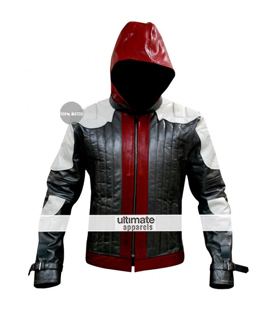 Red Batman Arkham X Knight