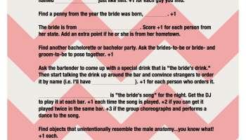 Bachelorette Games: The Fiancé Quiz | Ultimate Bridesmaid