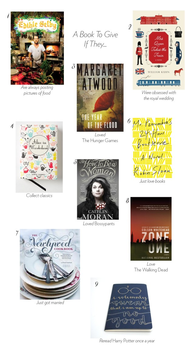 books ultimate bridesmaid gift guide