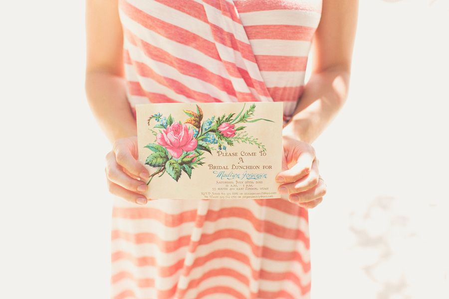 a rustic vintage bridal shower ultimate bridesmaid alixann loosle photography
