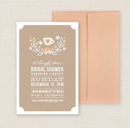 005 pastel tea cup invitation