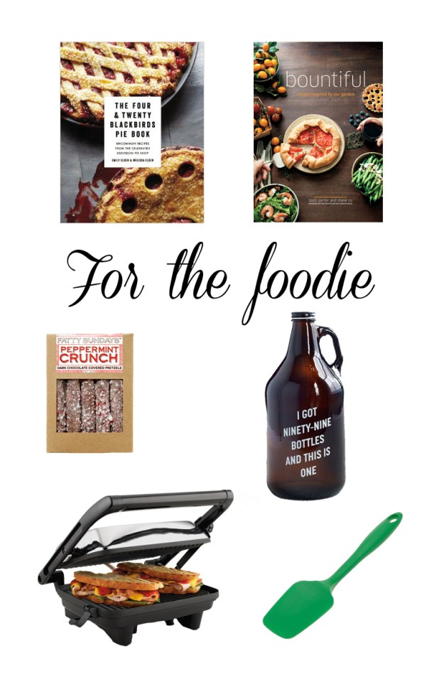 Holiday Gift Guide: For the Foodie