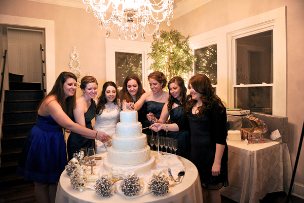What is a cake pull? Find out how to incorporate this Southern tradition into your wedding.