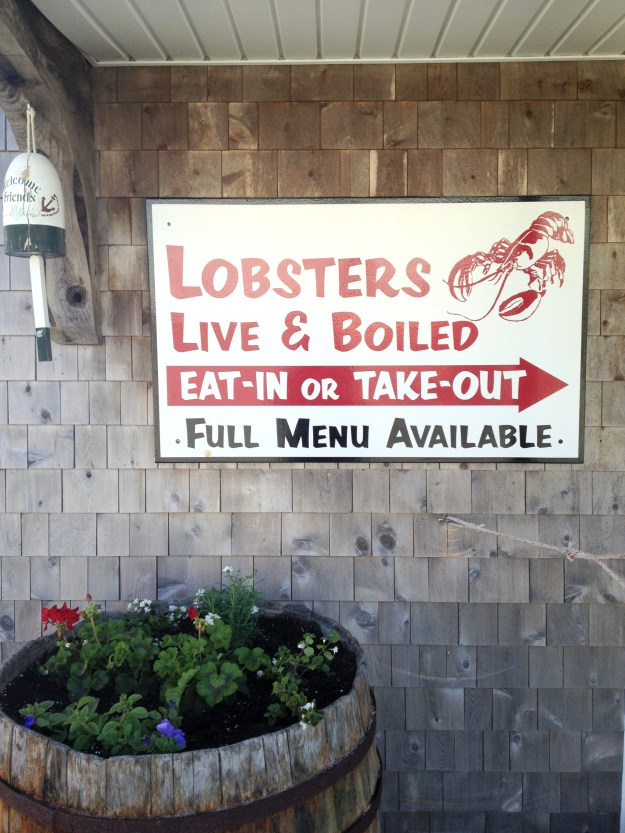 Beals Lobster Pier in Southwest Harbor, Maine