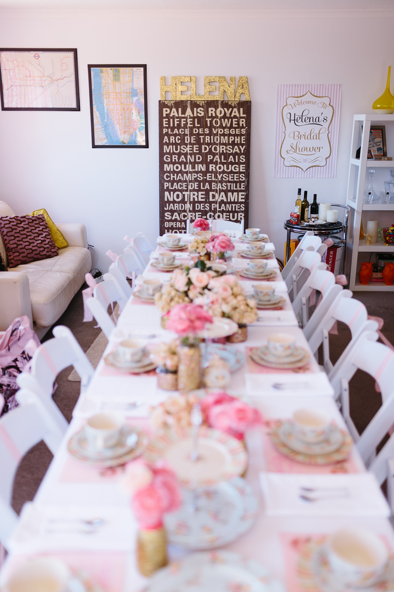 High Tea Kitchen Tea Glitter Tea Party Archives Ultimate Bridesmaid