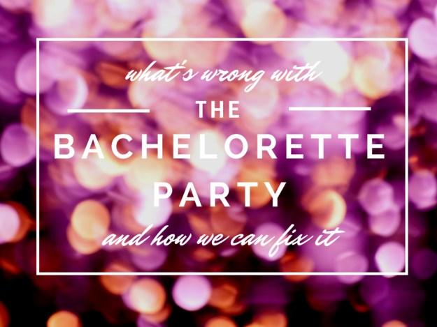 bacelorette party copy