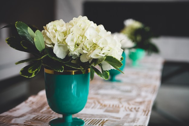 A Green & Gold Favorite Things Bridal Shower | Ultimate Bridesmaid | Kelci Alane Photography