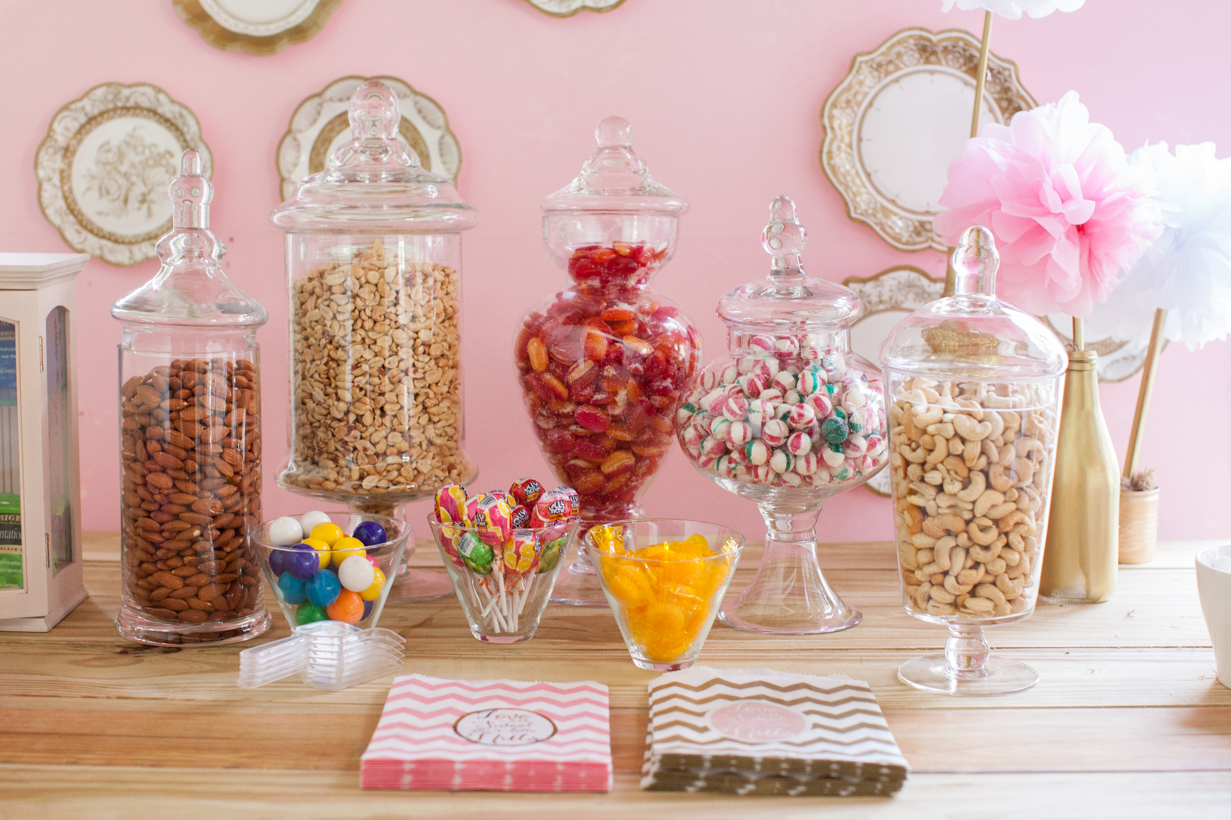 A Love is Sweet Bridal Shower - Ultimate Bridesmaid
